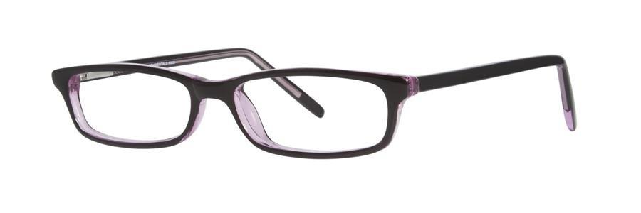 Fundamentals F003 Black Eyeglasses Size50-17-138.00