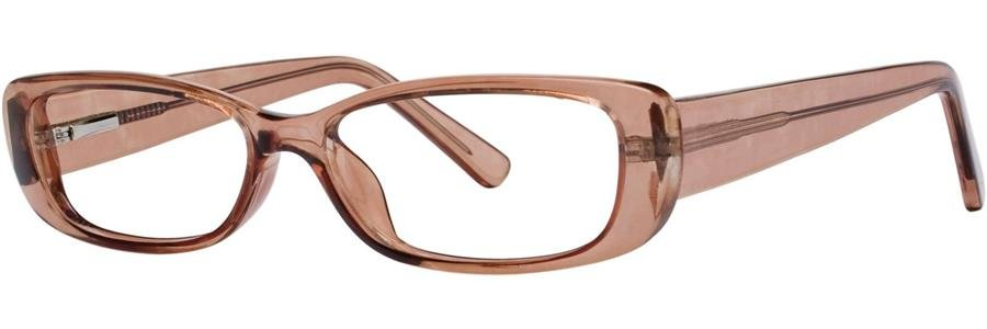 Fundamentals F006 Brown Eyeglasses Size48-15-133.00