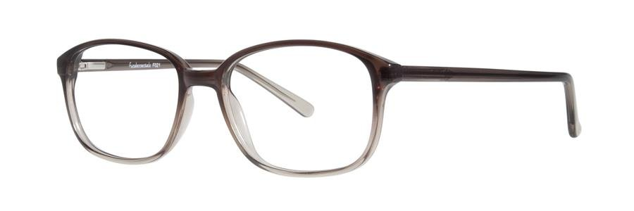 Fundamentals F021 Black Fade Eyeglasses Size55-17-