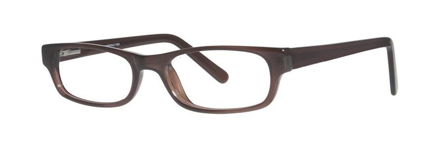 Fundamentals F022 Brown Eyeglasses Size50-18-143.00