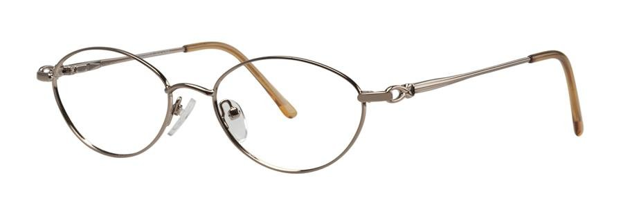 Fundamentals F105 Brown Eyeglasses Size53-18-