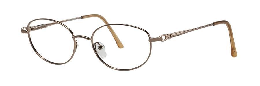 Fundamentals F106 Brown Eyeglasses Size52-17-