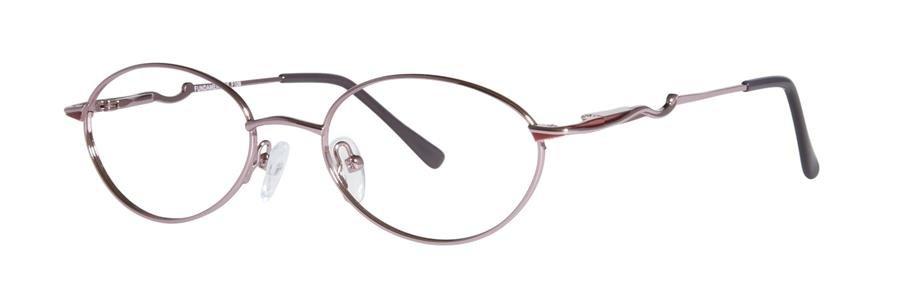 Fundamentals F109 Rose Eyeglasses Size49-18-