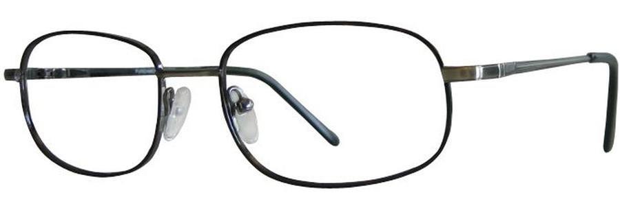 Fundamentals F200 Da/Gm Eyeglasses Size53-18-