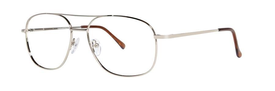 Fundamentals F205 Gold Eyeglasses Size55-17-