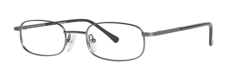 Fundamentals F300 Mt.Gunmetal Eyeglasses Size47-20-