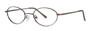 Fundamentals F302 Lt.Brown Eyeglasses Size51-18-