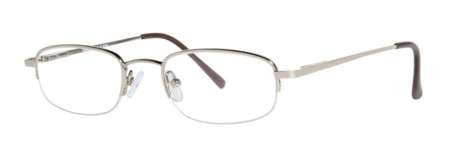 Fundamentals F303 Gold Eyeglasses Size48-17-