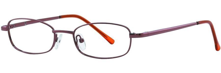 Fundamentals F306 Wine Eyeglasses Size47-17-