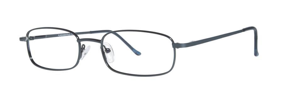 Fundamentals F309 Navy Eyeglasses Size50-18-