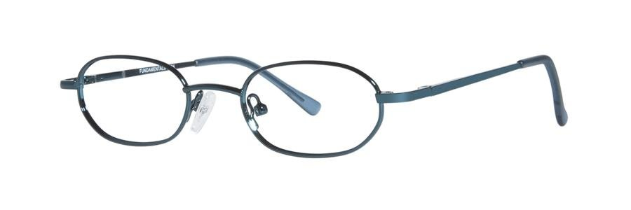 Fundamentals F504 Blue Eyeglasses Size44-18-