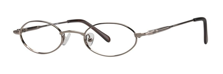 Fundamentals F509 Brown Eyeglasses Size43-21-