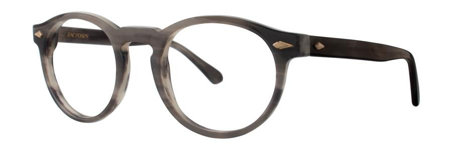 Zac Posen FLORIAN Grey Eyeglasses Size49-23-143.00