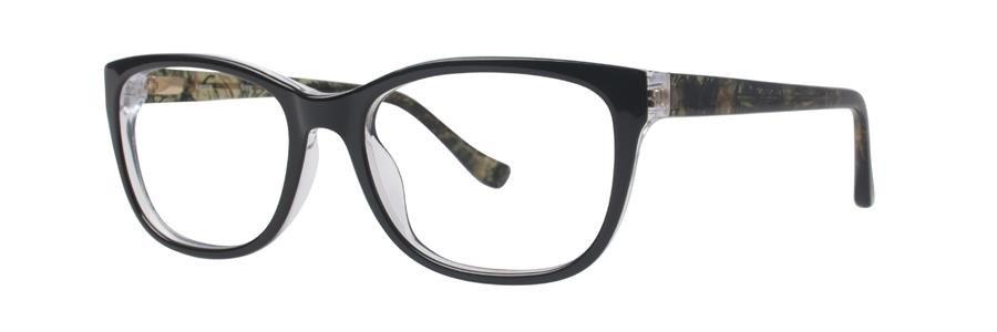 kensie FOXY Black Eyeglasses Size51-17-133.00