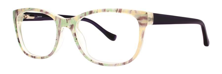 kensie FOXY Cream Eyeglasses Size51-17-133.00