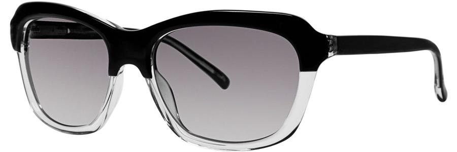 kensie FRESH START Black/Crystal Sunglasses Size53-17-130.00