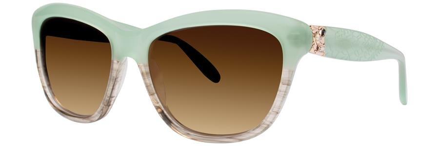 Vera Wang FREYA Leaf Gradient Sunglasses Size55-17-138.00