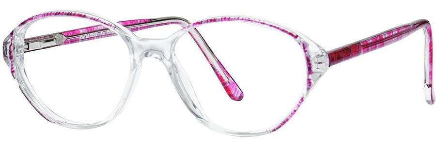 Gallery G500 Burgundy Eyeglasses Size52-17-135.00