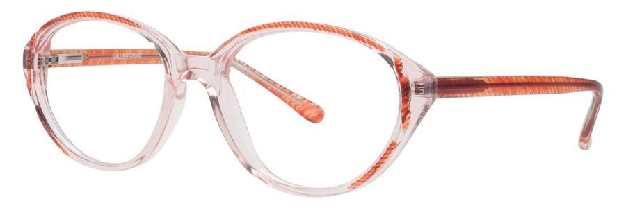Gallery G500 Light Brown Eyeglasses Size54-17-140.00