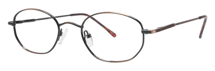 Gallery G502 Ant.Brown Eyeglasses Size48-20-140.00