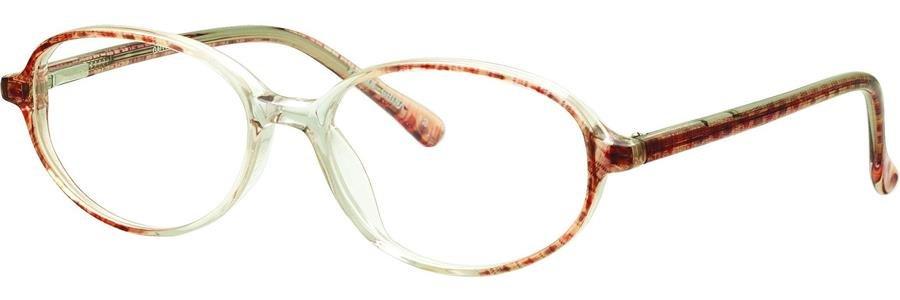 Gallery G529 Brown Eyeglasses Size53-15-135.00
