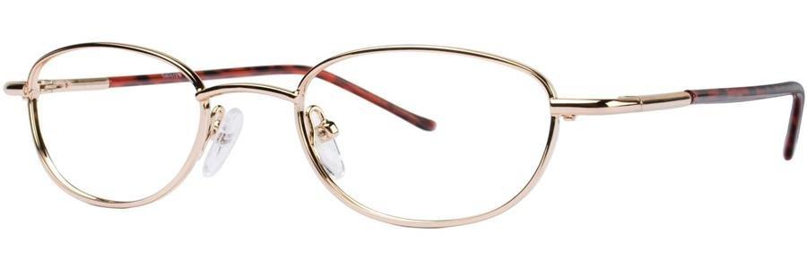 Gallery G530 Gold Eyeglasses Size47-19-135.00