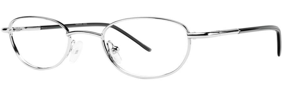Gallery G530 Silver Eyeglasses Size47-19-135.00