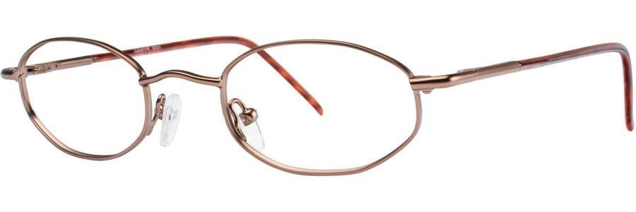 Gallery G531 Brown Eyeglasses Size47-19-135.00