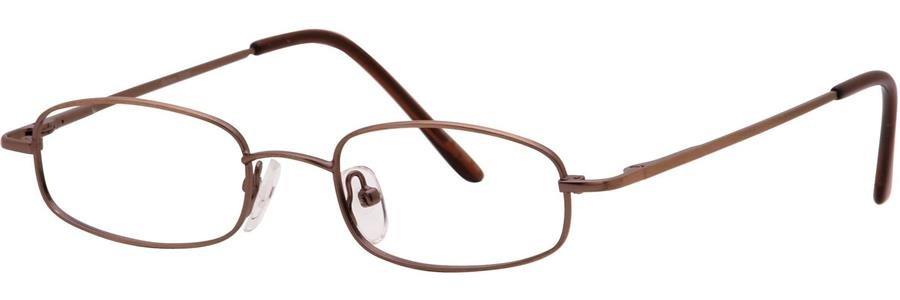 Gallery G535 Bronze Eyeglasses Size49-18-140.00