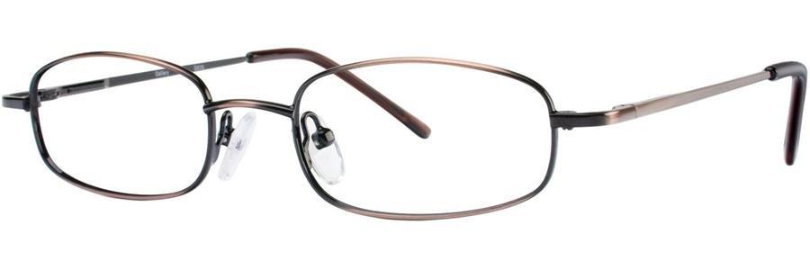 Gallery G535 Brown Eyeglasses Size49-18-140.00