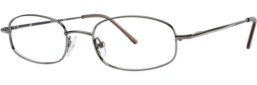 Gallery G535 Gunmetal Eyeglasses Size49-18-140.00