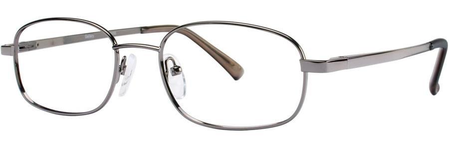 Gallery G550 Gunmetal Eyeglasses Size53-18-145.00
