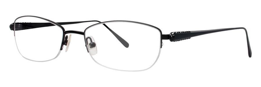 Vera Wang GALAXIA Black Eyeglasses Size51-17-135.00