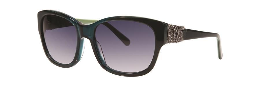 Vera Wang GALDORA Teal Sunglasses Size56-17-135.00