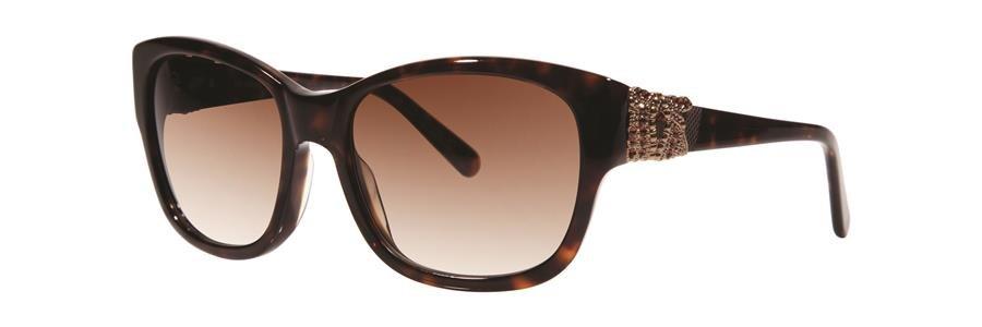 Vera Wang GALDORA Tortoise Sunglasses Size56-17-135.00