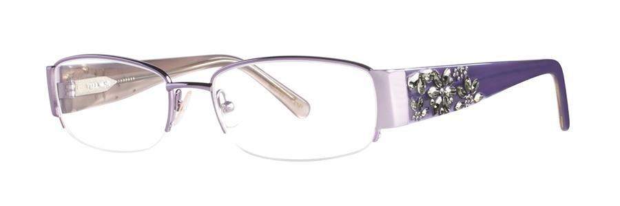 Vera Wang GARLAND Iris Eyeglasses Size52-17-138.00