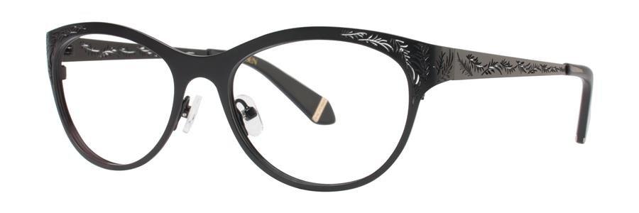 Zac Posen GAYLE Black Eyeglasses Size54-17-140.00