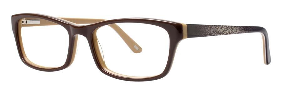 Timex GETAWAY Brown Eyeglasses Size52-16-135.00