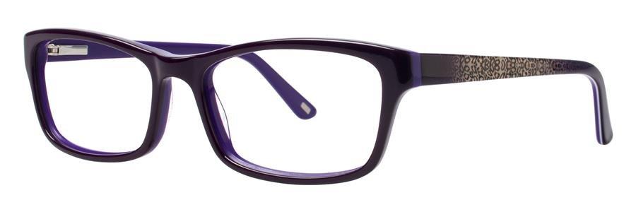 Timex GETAWAY Purple Eyeglasses Size50-16-130.00