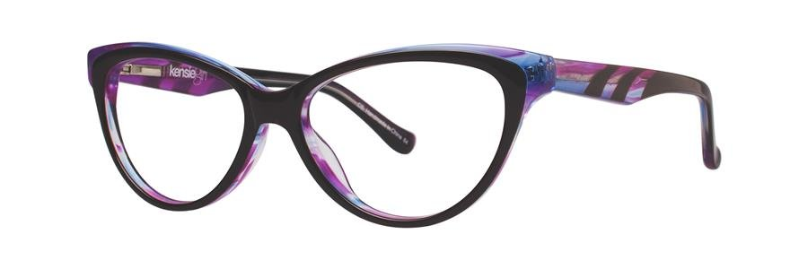 kensie GLEE Purple Eyeglasses Size47-14-125.00