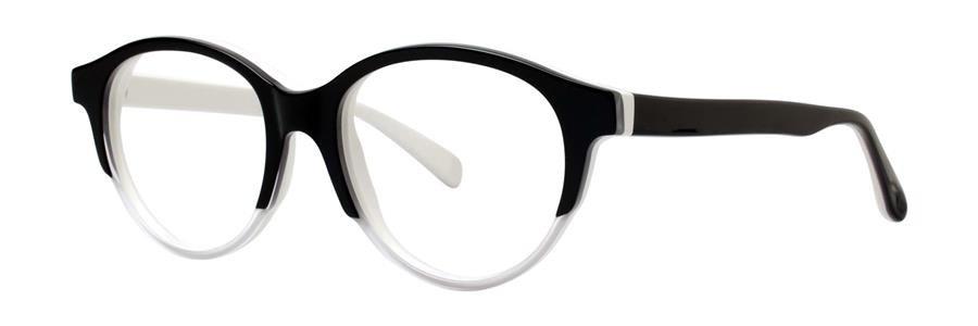 Vera Wang GOODE 01 Black Eyeglasses Size51-16-140.00