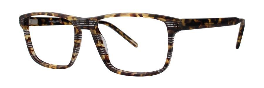 Jhane Barnes GOOGOLPLEX Tortoise Eyeglasses Size56-17-143.00