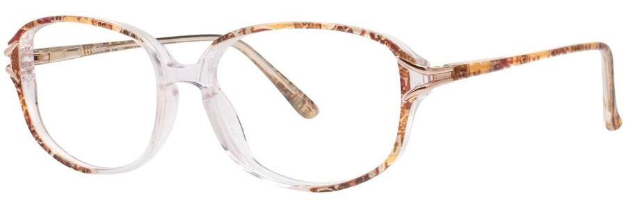 Destiny GRACY Brown Eyeglasses Size54-16-135.00