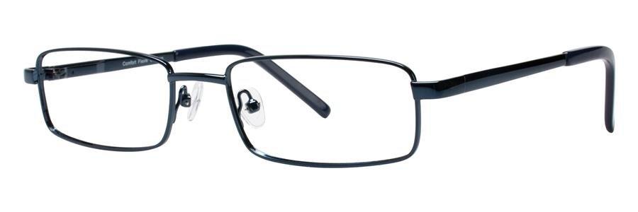 Comfort Flex GRAYSON Navy Eyeglasses Size51-18-135.00