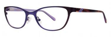 Lilly Pulitzer HAWTHORNE Brown Eyeglasses Size52-18-135.00