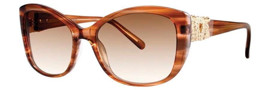 Vera Wang HERA Brown Sunglasses Size54-17-135.00