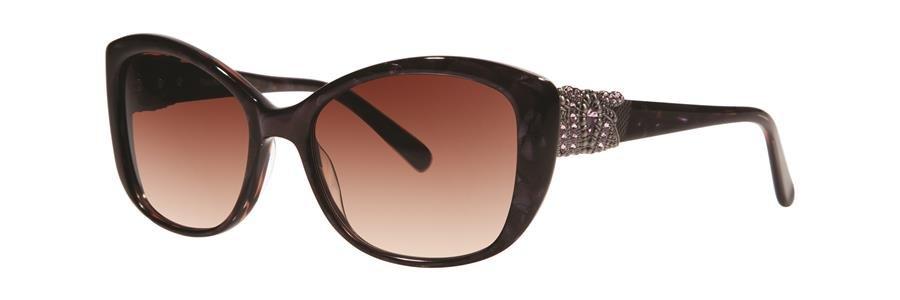 Vera Wang HERA Plum Tortoise Sunglasses Size54-17-135.00