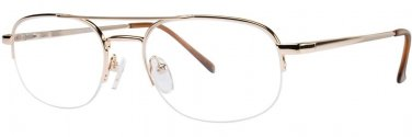Gallery HERMAN Gold Eyeglasses Size53-19-140.00