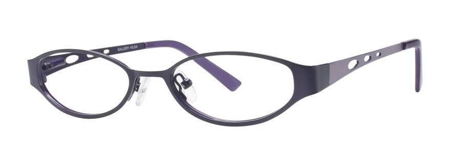 Gallery HILDA Violet Eyeglasses Size47-17-130.00