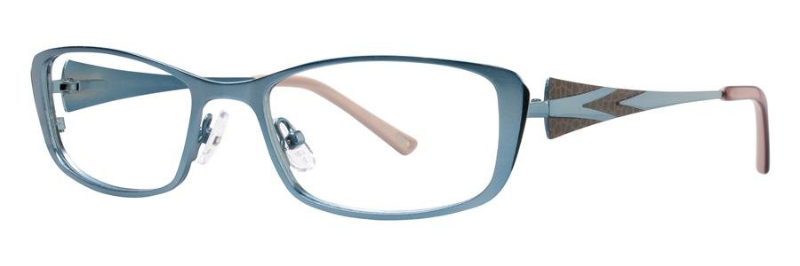 Timex HOLIDAY Teal Eyeglasses Size50-17-130.00